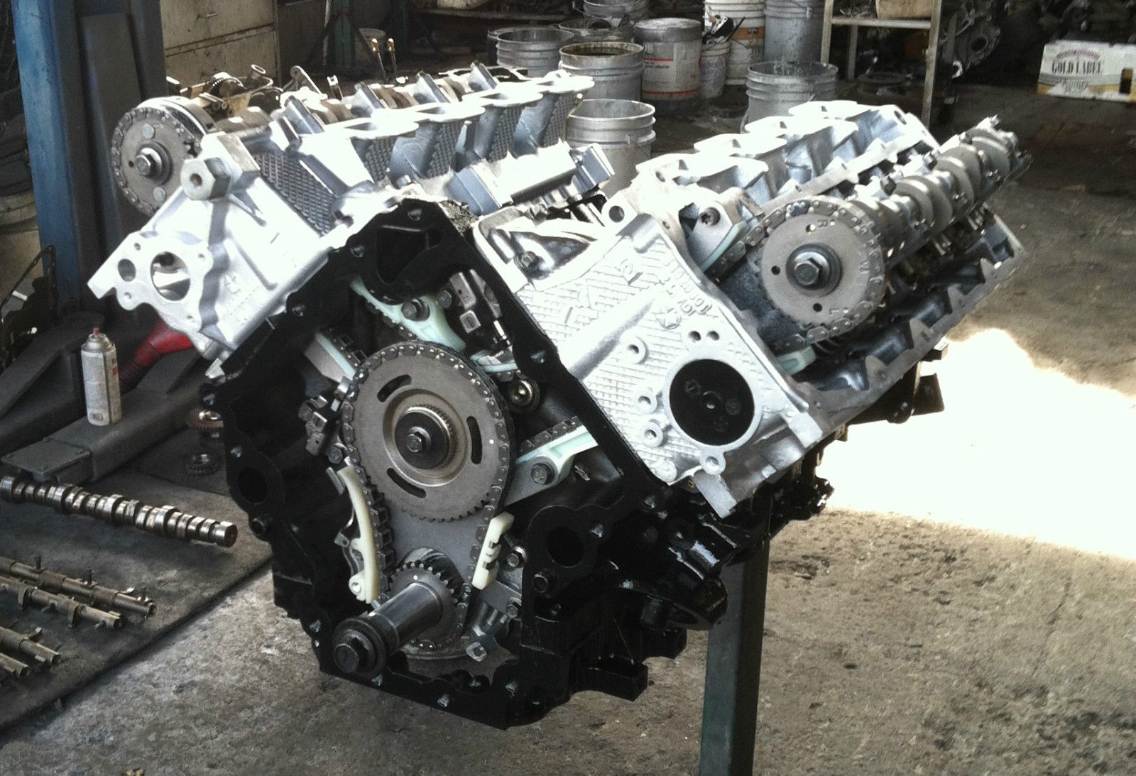 Remanufactured 1999-2007 4.7L V8 Magnum