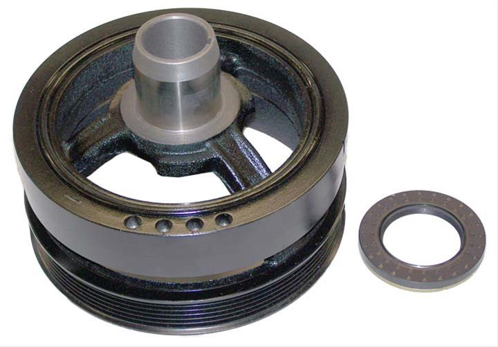 Crown Auto Harmonic Balancer 99-07 Mopar 4.7L V8