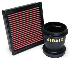 AirAid SynthaMax Jr. QuickFit Air Intake 03-09 Dodge Ram Cummins