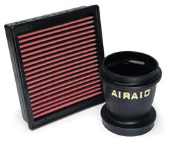 AirAid SynthaFlow QuickFit Jr Air Intake 03-09 Dodge Ram Cummins