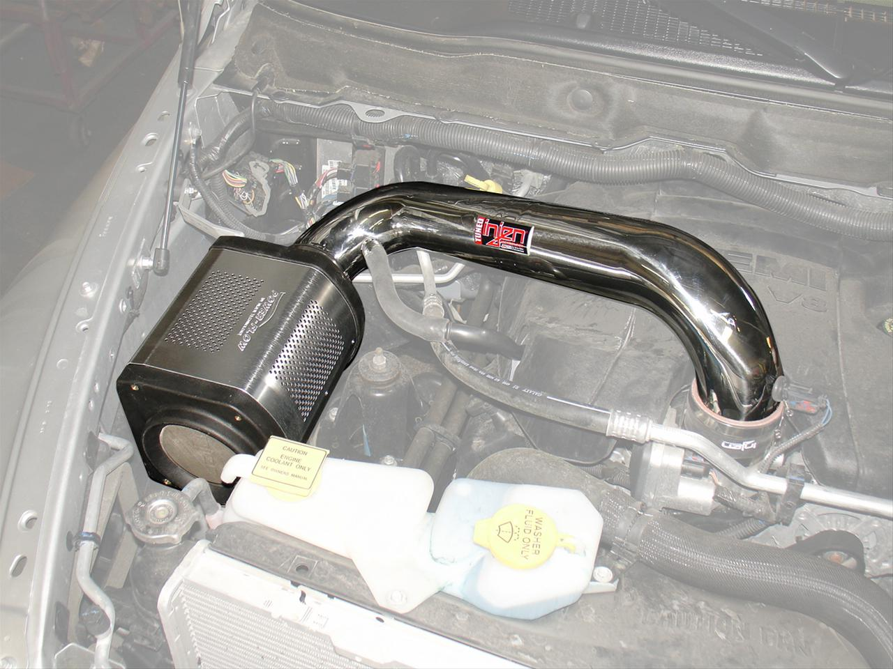 Injen Black Power-Flow Intake System 09-12 Dodge Ram 5.7L