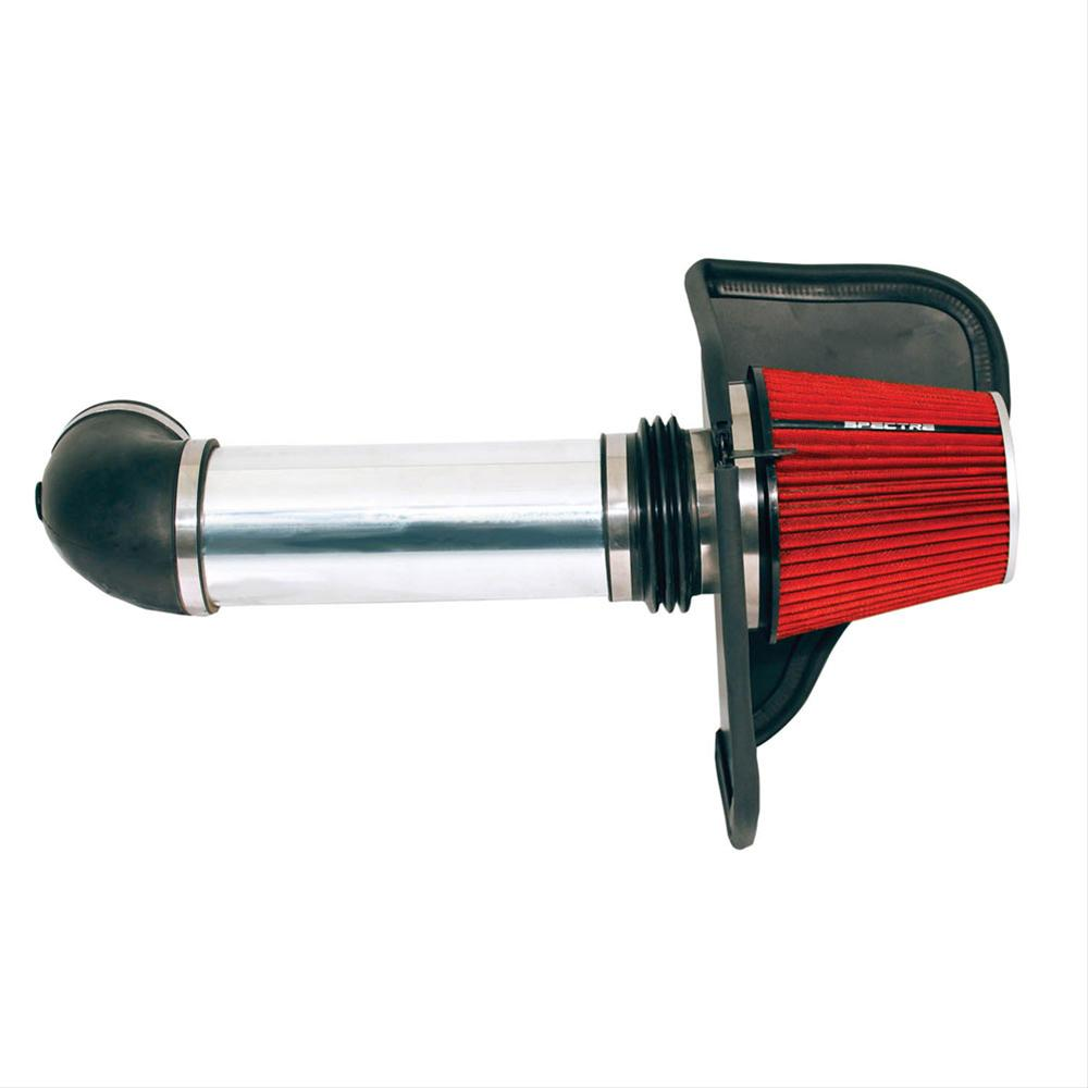 Spectre Polished Performance Air Intake 05-10 LX Cars 5.7L, 6.1L