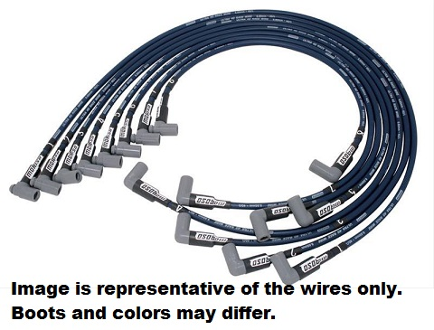 Moroso Ultra 40 Unsleeved Custom-Fit Wire Set 03-05 Hemi 5.7