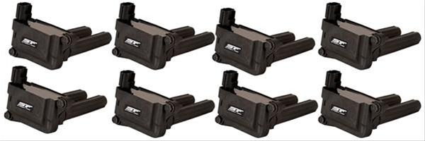 MSD Black Street Fire Ignition Coils 06-up Gen III Hemi