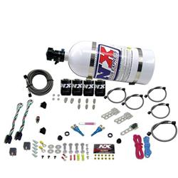 Nitrous Express Dodge EFI Dual Stage 10 LB System 100-300 HP