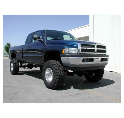 "5"" Basic Lift Kit with Control Arms 94-02 Ram 2500-3500 4WD"