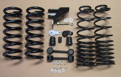 MCGaughy's 2/4 Drop Kit 09-18 Dodge Ram 1500 2WD RC