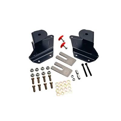 "Belltech 2"" Drop Hanger Kit 94-99 Dodge Ram 1500 EXT Cab 2wd"