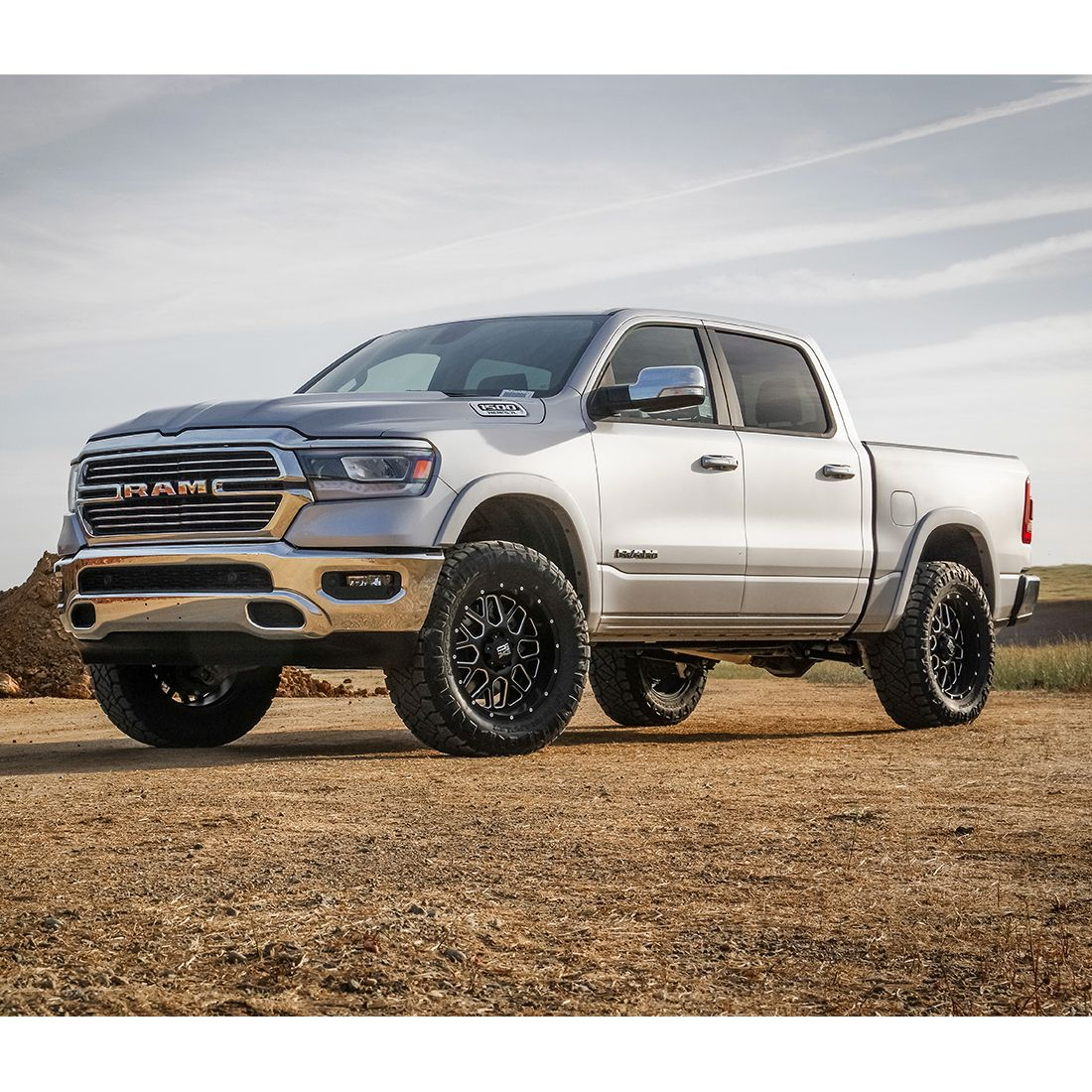 Ready Lift 3.5'' SST Lift Kit 2019-up Ram 1500 4WD