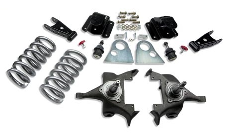 Belltech 3/4 Drop Spindle Lowering Kit 94-99 Dodge Ram 1500 2wd