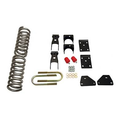 Belltech 2/5 Drop Kit 06-08 Dodge Ram 1500 RC 2WD