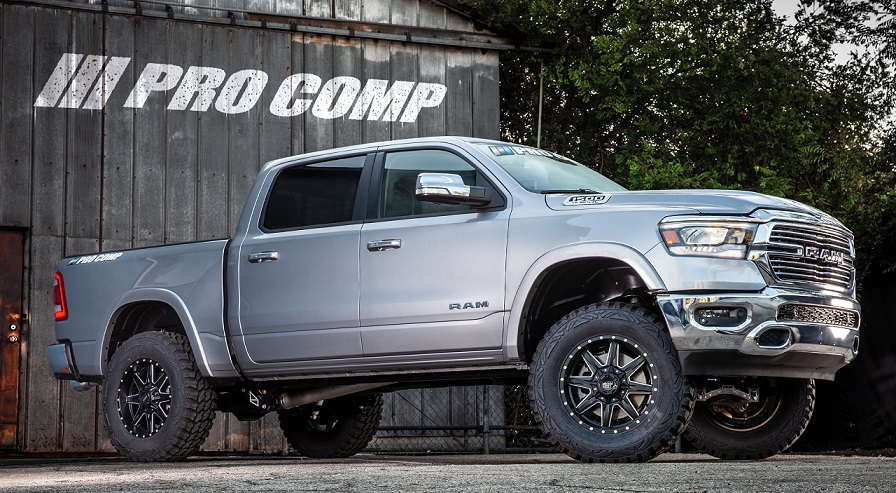 6 Inch Lift Kit For Dodge Ram 1500 4wd >> Pro Comp 6 Inch Suspension Lift Kit 19 Up Ram 1500 4x4 Pro Comp 6