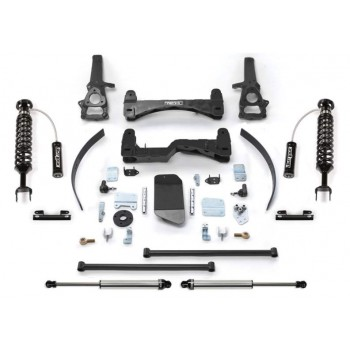 "Fabtech Suspension 6"" Coilover Lift Kit 06-08 Dodge Ram 1500 4wd"