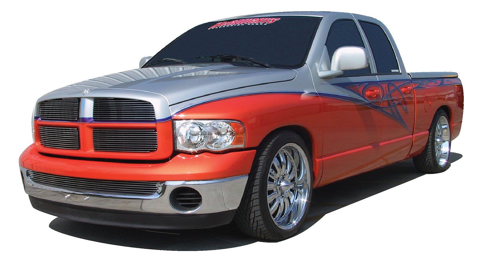 Mcgaughys 4 6 Drop Kit 02 05 Dodge Ram 1500 Rc 2wd 2012 Accessories