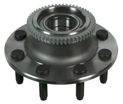 Raybestos Wheel Bearing Hub 94-02 Ram 2500-3500 RWD No ABS