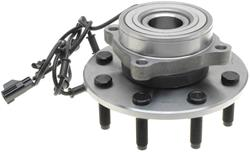 Raybestos Wheel Bearing Hub Assembly 03-05 Ram 2500-3500 4WD