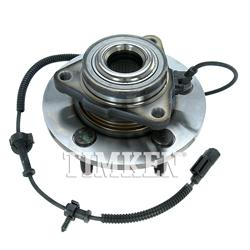 Timken Wheel Bearing Hub Assembly 02-06 Ram 1500 4WH ABS