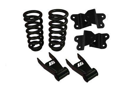 Western Chassis Best Buy 2/4 Drop Kit 94-00 Dodge Ram 1500 V6