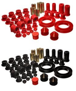 Energy Suspension Hyperflex Bushing Kit 02-05 Dodge Ram RWD - Click Image to Close