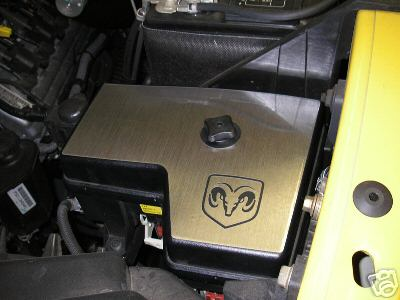 Custom Fuse Box Overlay Decal 02-05 Dodge Ram Custom Fuse ... on