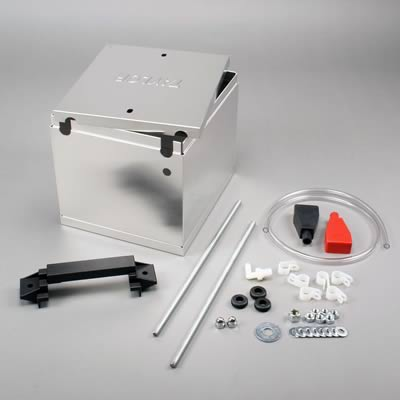 Taylor Aluminum Battery Box 9.5 in. x 8.25 in. x 7.75 in.
