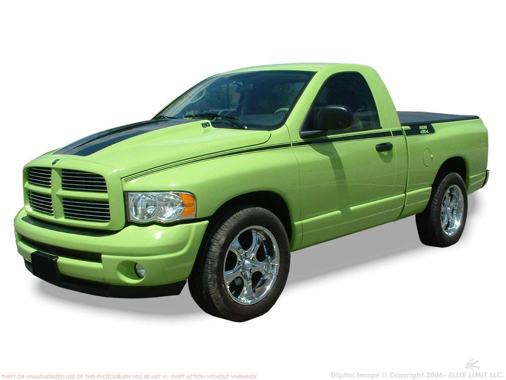 """GTX Hemi"" Body Decal Graphics Kit Dodge Ram"