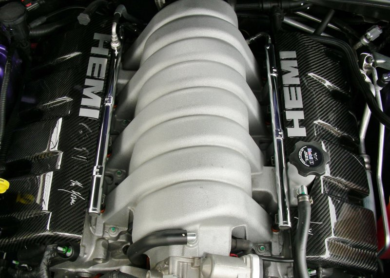 Mr. Norm's Signature Carbon Fiber 6.1L Hemi Coil Covers