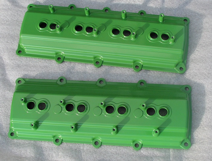 Mopar Powdercoated Valve Covers 03-05 Dodge, Chrysler, Jeep 5.7L
