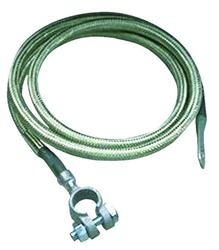 Taylor Diamondback Shielded 41 Inch Top Post Battery Cable