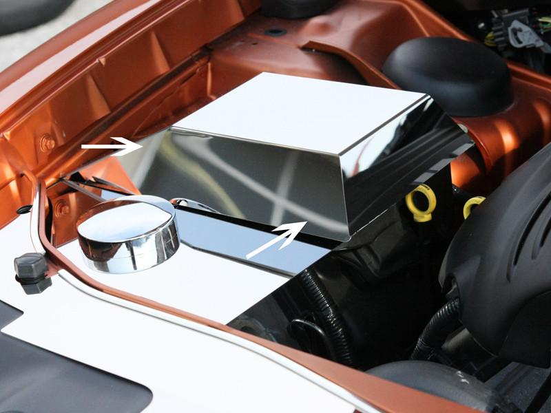 Polished Fuse Box Cover 0510 Magnum Charger Chrysler 300: 2005 Chrysler 300 Fuse Box For Heat Seat At Jornalmilenio.com