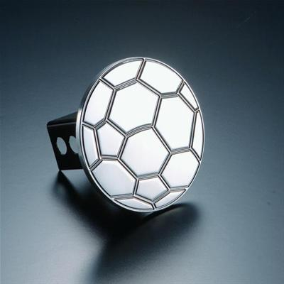 All Sales Billet Soccer Ball Hitch Plug
