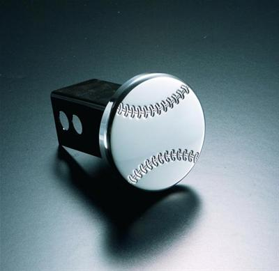 All Sales Billet Baseball Hitch Plug