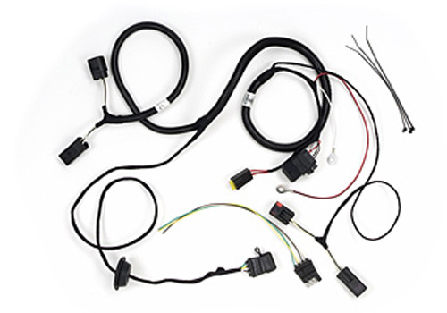 Mopar 4 Way Flat Wiring Harness Kit Mopar 4 Way Flat Wiring Harness
