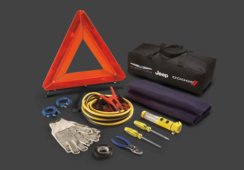 Mopar OEM Roadside Safety & Emergency Kit