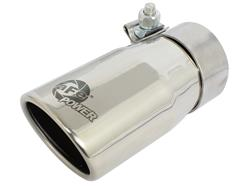 aFe Power 2.5 in. Polished Exhaust Tip 6.0 in. Long