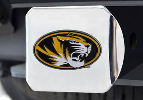 FanMats NCAA Team Color Filled Hitch Cover