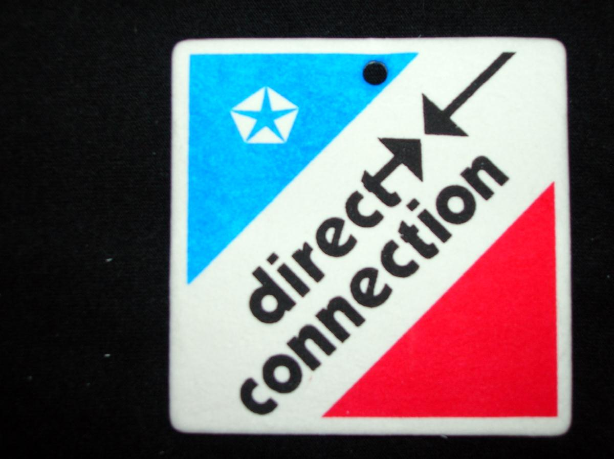 Direct Connection Air Freshener