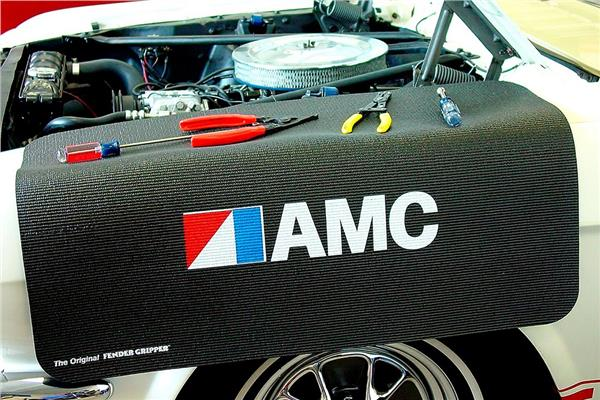 AMC Logo Vehicle Fender Protective Cover