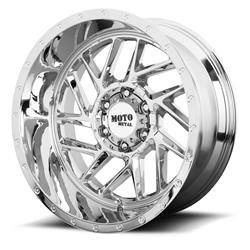 "MO985 Chrome Wheel 20""x9"" 94-18 Dodge Ram 1500"
