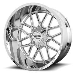 "MO986 Chrome Wheel 20""x9"" 94-18 Dodge Ram 1500"