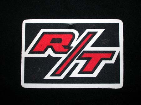 RT Logo Air Freshener