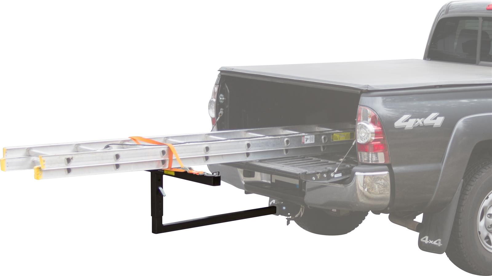 Rage Powersports Truck Bed Extender Hitch Mount
