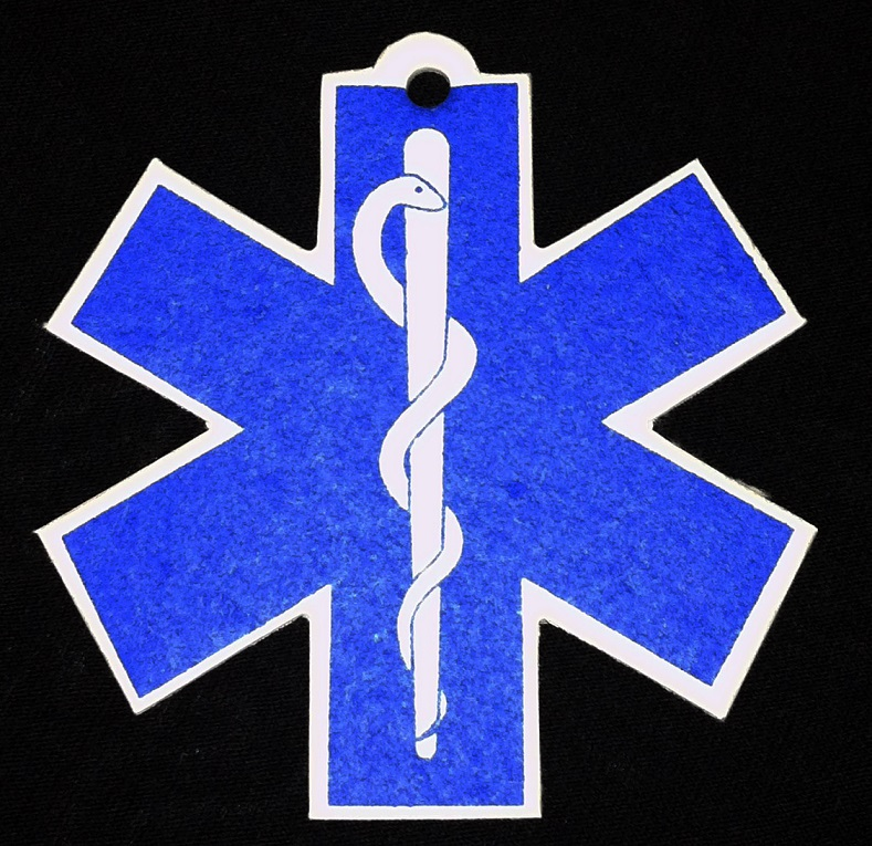 Star of Life Air Freshener