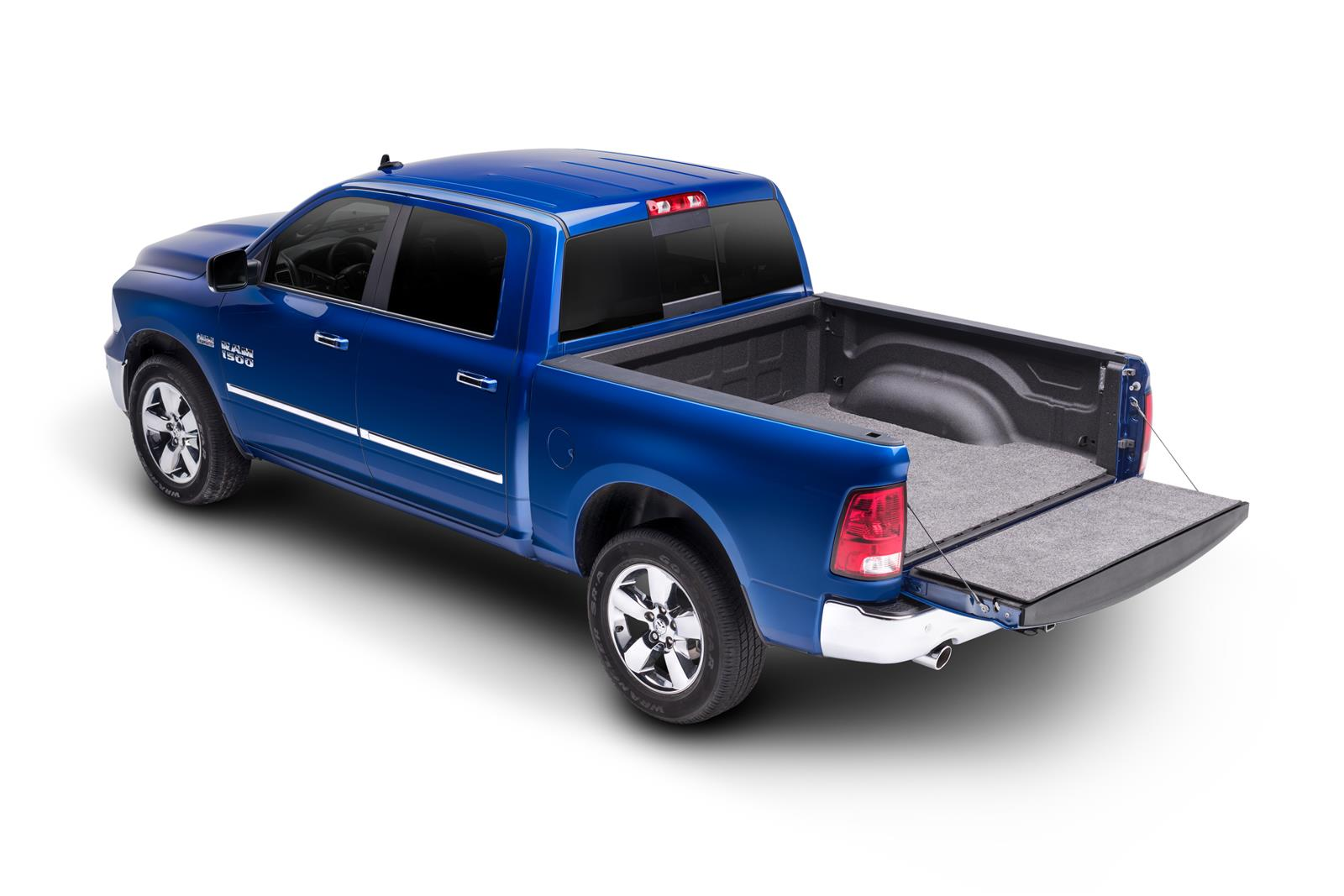 BedRug Bed Mat 02-18 Dodge Ram 8' Bed No Bed Liners