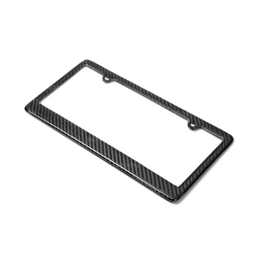 Seibon Carbon Fiber License Plate Frame