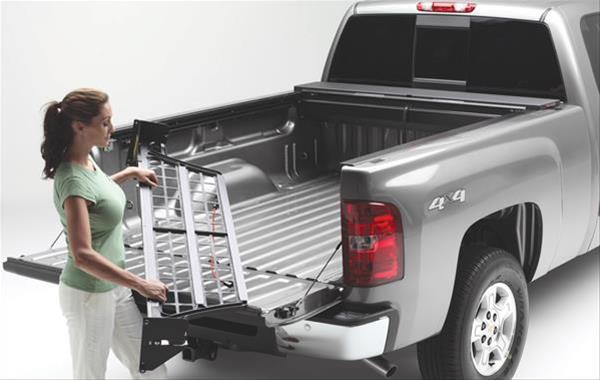 Roll-N-Lock Cargo Manager Dodge Ram 5.5' Bed w/o Rail Storage