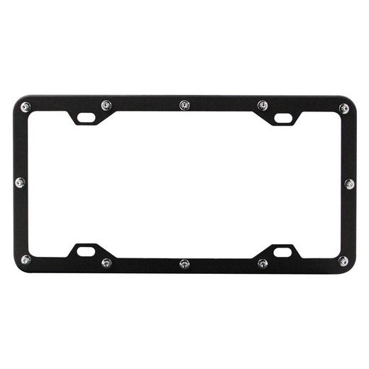 Pilot Flat Rivet License Plate Frame
