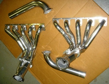 M&M Performance Headers Gen 2 Vipers 96-02