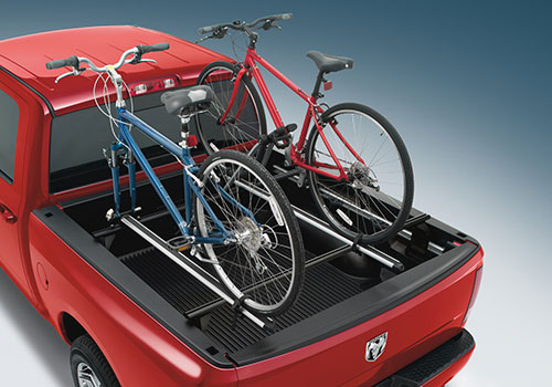 Mopar OEM Fork Mount Thule Roof-Mount Bike Rack Carrier