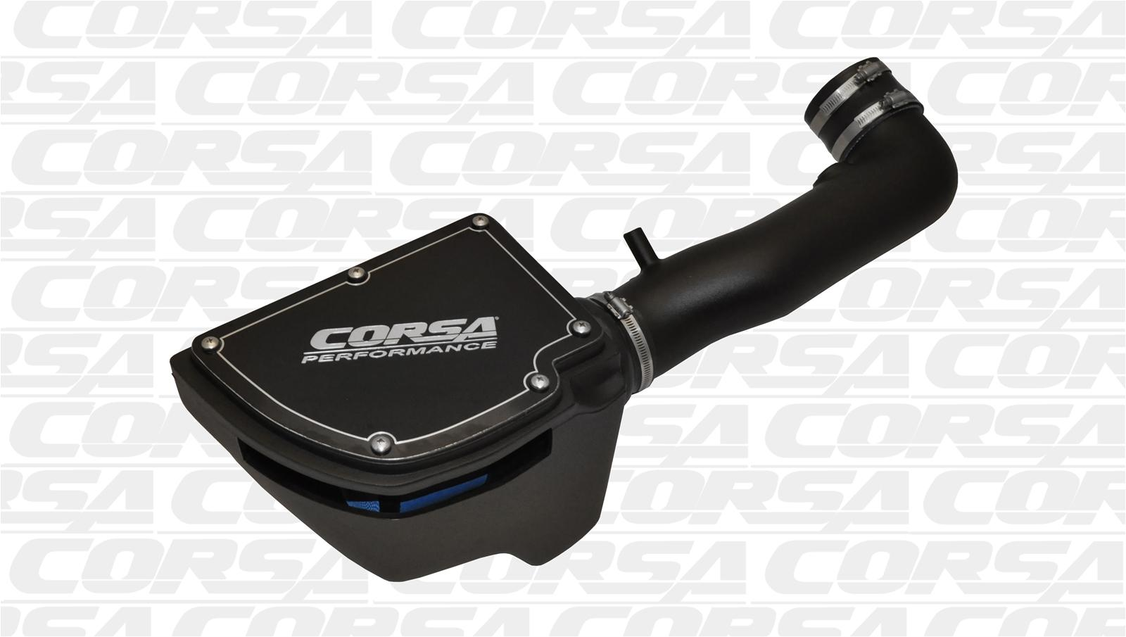 Corsa PowerCore Air Intake 12-up Wrangler